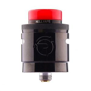 Passage  24mm RDA  w/ BF Pin  - Full Black