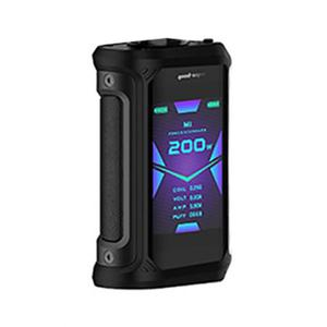 Aegis X 200W TC  - Stealth Black