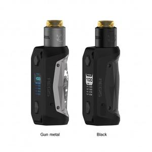 Aegis Solo 100W Kit with Tengu RDA