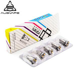 5pcs/pack Replacement Coils for Druga Narada Pod Kit 0.5ohm 0.6ohm Mesh Coil 0.5 SS 316 0.6 Kanthal Coil for Narada POD