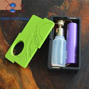 Limelight Freehand Gloom Style Squonk Mechanical  with24mm diameter 8ml silicone Squonk Bottle fit  Electronic Cigarette