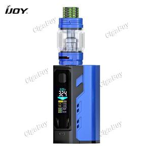 IJOY Captain X3 324W 8ML TC Starter Kit - Blue