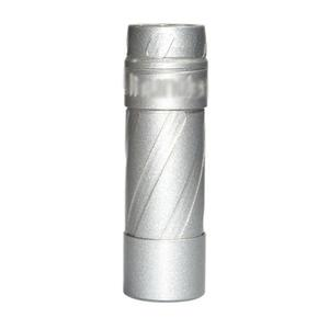 Elth Style 21700/20700 Mechanical Mod - Silver