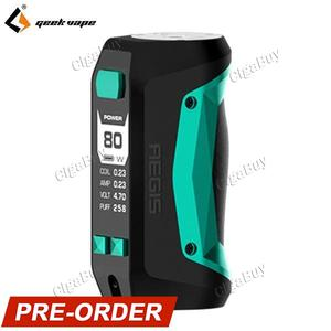 Aegis Mini 80W 2200mah  - Black Green