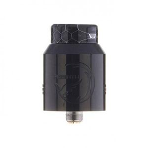 Rebirth 24mm RDA  w/ BF Pin - Piano Full Black