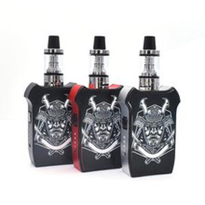 2PCS SUB TWO 80W box mod Starter Kits Huge Smoke 2.0ml Tank 2000mAh Battery vape pen kit Electronic Cigarette Vaporizer