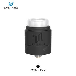 Vandyvape Widowmaker RDA Atomizer Matte Black