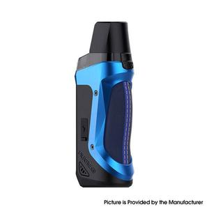 GeekVape  Aegis Boost LE Bonus Pod System Vape Kit with 5 Coils - 5~40W, 1500mAh, 3.7ml - Almighty Blue