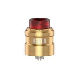 GeekVape Baron 24mm RDA  w/ BF Pin - Gold