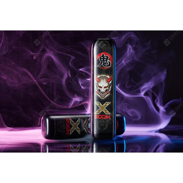 E-cigarette Health Care Refreshing Energetic Man Soul Black Technology Products Health Care Electronics
