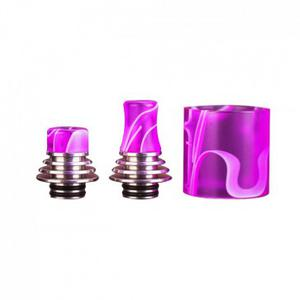 Brunhilde MTL Replacement Resin Tube and 510 Drip Tip
