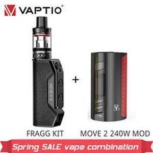 vape kit FRAGG 60W 2.0ml atomizer 2000mAh box mod 0.69-inch screen vapour Upper plug-type coil various output modes