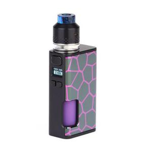 WISMEC Luxotic Surface 80W 6.5ml Squonk Kit - Honeycomb