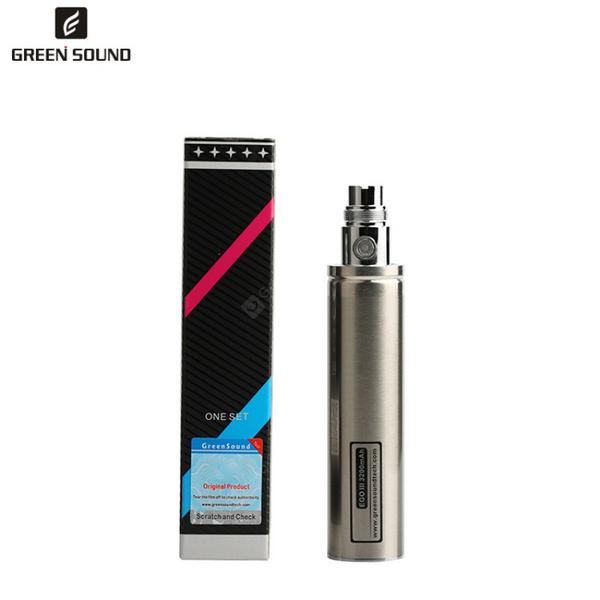 Original GS Ego III 3200mAh Kgo One Week Battery for Evod 510 CE4 Atomizers Electronic Cigarette Vape Pen Kit