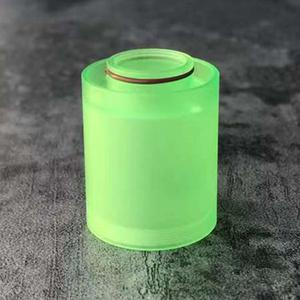 Replacement PC Top Cap for Doggy style 2K18 Atomizer - Green