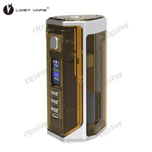 Drone BF DNA250C 200W Squonk Mod - SS-Amber