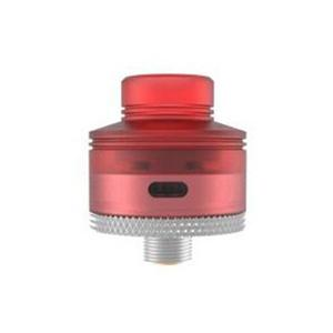 Gas Mods G.R.1 GR1 S 22mm RDA  w/ BF Pin - Transparent Red