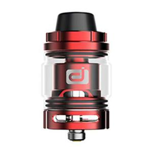DJ 24mm Sub Ohm Tank Clearomizer 2.0ML/3.0ML - Red