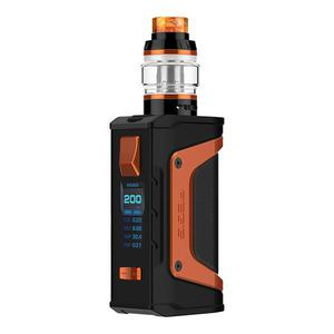Aegis Legend TC VW  w/ Aero Mesh Atomizer 5.0ML Kit  - Black/Orange