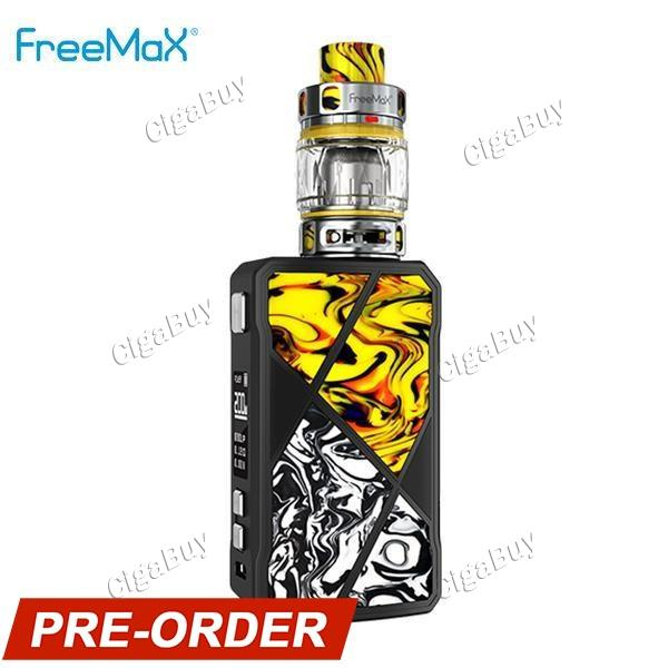 Freemax Maxus 200W  Kit - Yellow - Black
