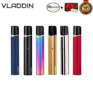 20pcs/lot VLADDIN RE Full Kit Pod Systme Vape Pen Vaporizer 12W Power 1.5ml Pod Cartridge with 350mah Built-in Battery