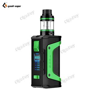 GeekVape Aegis Legend 200W TC Kit - Green Trim