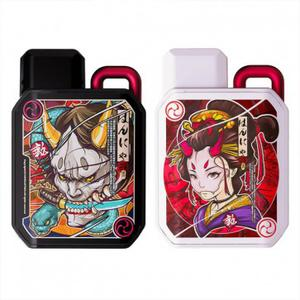Vapelustion Hannya Nano Pod System Kit 600mAh