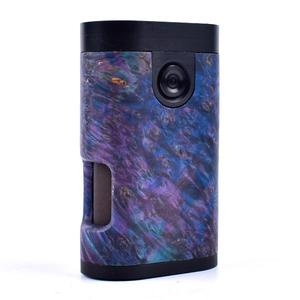 ARM Style Stable Wood 18650 Squonk Mechanical Mod by Shenray - STYLE 5