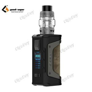 Aegis Legend 200W 4ML Alpha Tank TC Kit - Coffee