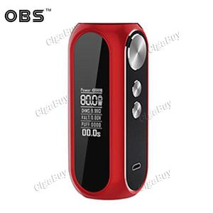 CUBE 80W 3000mAh TC  - Red
