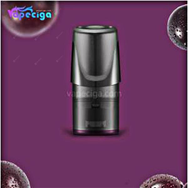 Relx Replacement Pre-filled Pod 15 Flvors 2ml 3PCs Chinese Edition