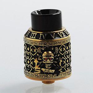 Riscle  Pirate King 24mm RDA  w/ BF Pin - Brass