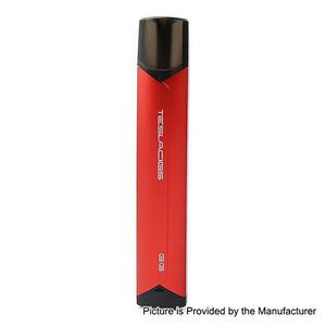 GG 2.0ML 380mAh TC VV Pod System Starter Kit with Bluetooth - Red
