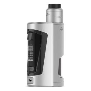GBOX Squonker 200W  Kit TPD Edition -SILVER