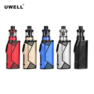 Hypercar Kit 80W With 3.5ml Whirl Vape Tank Plug-pull Coil Powered by Single 18650 Battery TPD