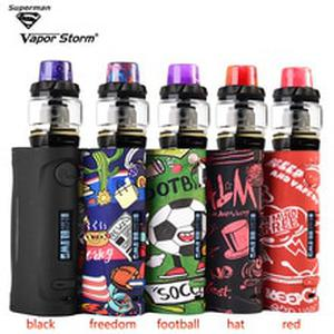 Vape Kit Puma Baby Hawk Electronics 80w Cigarette Mod 0.91 Inch LED Display Pen Atomizer E Cigarette Vape Pen