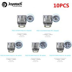 20/10pcs  ProC Coil Head ProC1 ProC1-S ProC2 ProC3 ProC4  Evaporator for ProCore Aries Electronic Cigarette Vape