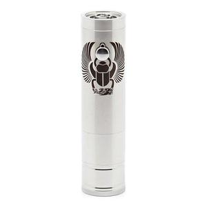 Pre-sale  TF Scarab Pro 21700/20700/18650/18350 Mechanical Mod 25mm - Silver
