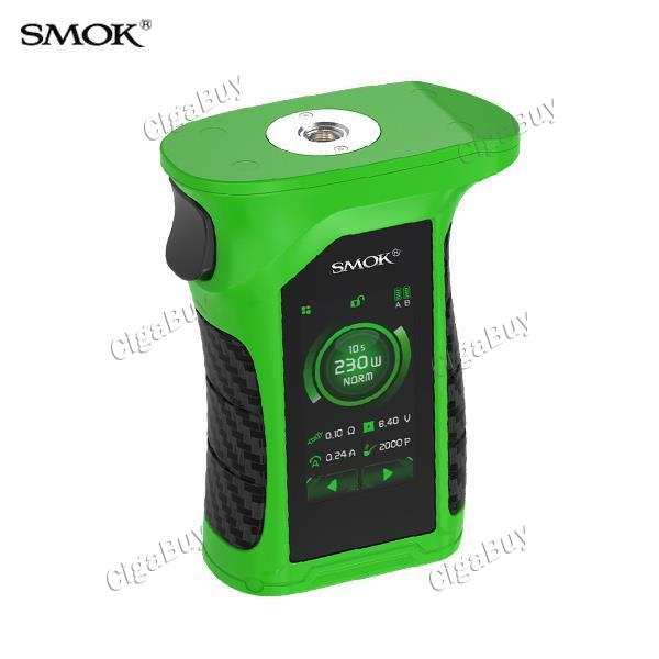 Smok Mag P3 230W Touch Screen TC  - Green Black