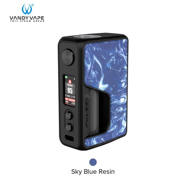 Vandyvape Pulse V2  95W With 7ml Bottom Refilling Bottle Fit For 510 Atomize Vape Device