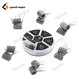 GeekVape 6 in 1 Coil Pack 20pcs