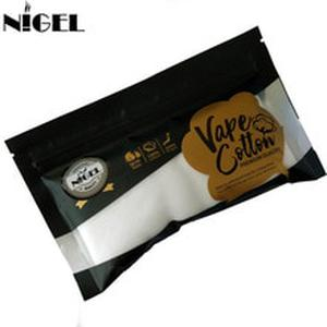 Nigel Vape Cotton Electronic Cigarette Cotton For Vaping RDA RBA Atomizer DIY E Cigs Accesorries Heat Wire Cotton DIY Vaporizer
