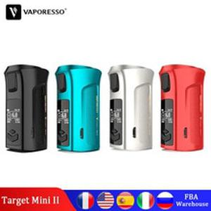 Original  Target Mini 2 50W Vape  Electronic Cigarette Fit 2000mAh Built-in Battery For Vapor 510 VM Tank 22