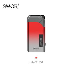 THINER Kit 750mAh Built-in Battery 5-25W Adjustable Wattage with 4ML Meshed 0.8ohm Pod & 0.69 inch OLED Display Type-c Charging Vape E-cigarette