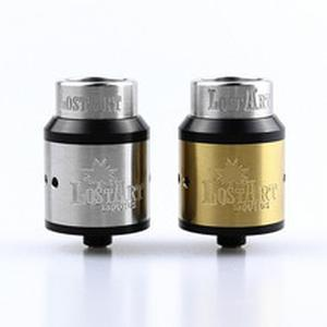LostArt RDA Atomizer 24mm rebuildable Tank with BF PIN for 510 Electronic Cigarette Mod  Wide Bore by PHENOMENON
