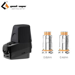 Aegis Boost Cartridge 3.7ML 0.4ohm coil top-refill For E Cigarette  Aegis Boost