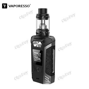 Switcher 220W 5ML NRG Tank Kit - Iron Gray