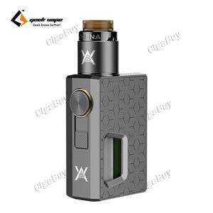 GeekVape Athena Squonk BF Mechanical Mod Kit - Gunmetal