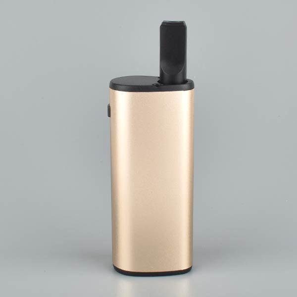 Bin Mini   650mAh E-Cigarette Starter Kit - Gold