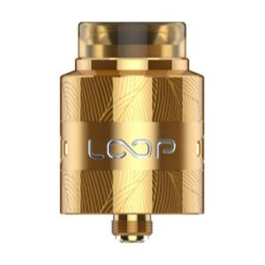 GeekVape Loop V1.5 24mm RDA  w/ BF Pin - Gold